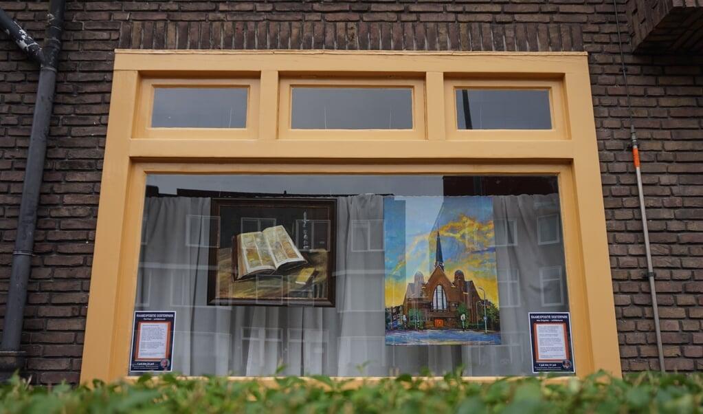 De Oosterkerk is gebouwd in de stijl van de Amsterdamse school.  (beeld Mathilde Boersema)