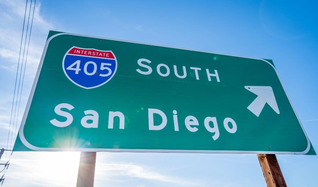Het drama vond plaats in de Californische stad San Diego.  (beeld Justin Gill)