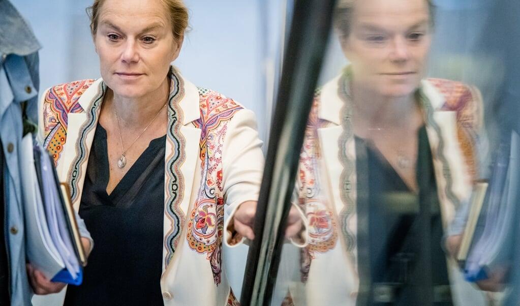 Rond de VPRO-documentaire over Sigrid Kaag (D66, foto) zijn veel vragen. Een protocol kan problemen voorkomen.  (beeld anp / Bart Maat)