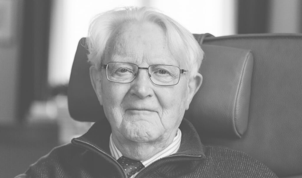 Prof. dr. W. van 't Spijker  (beeld André Dorst)