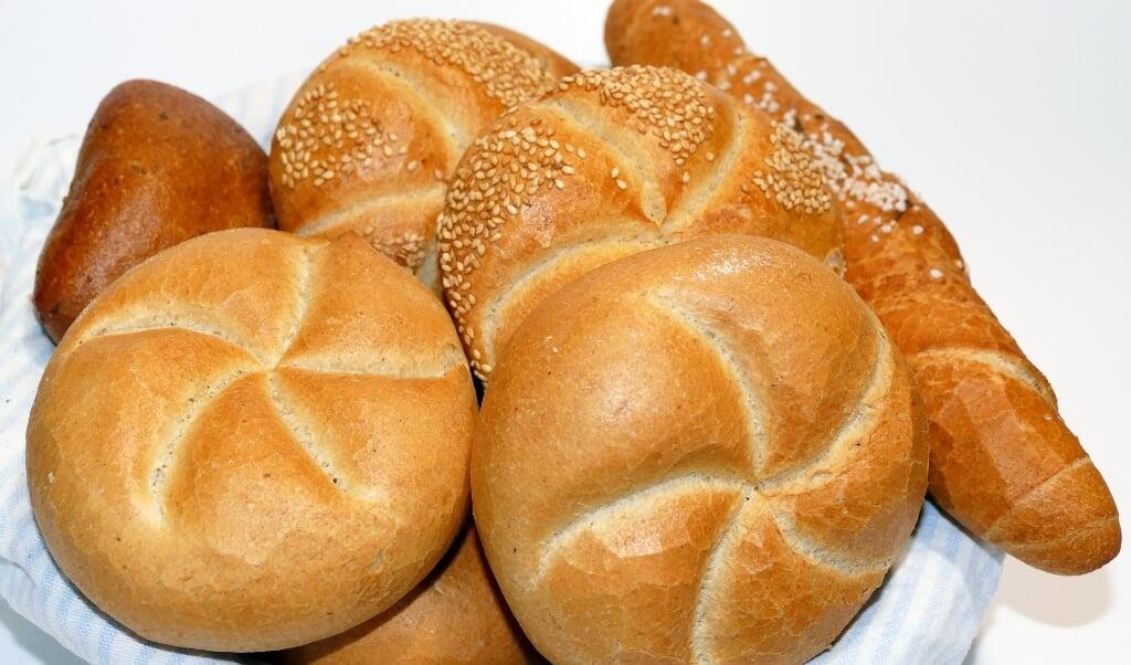 Lekker brood  (beeld pixabay)