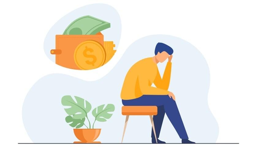 Werknemers met schulden worden te weinig geholpen door bedrijven