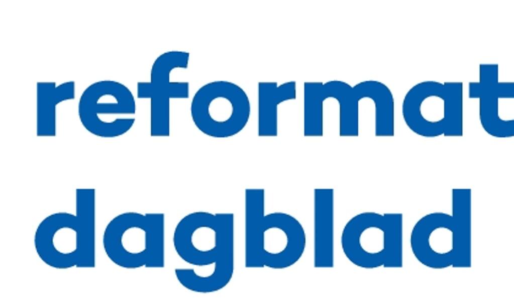 Reformatorisch Dagblad logo  (beeld RD)