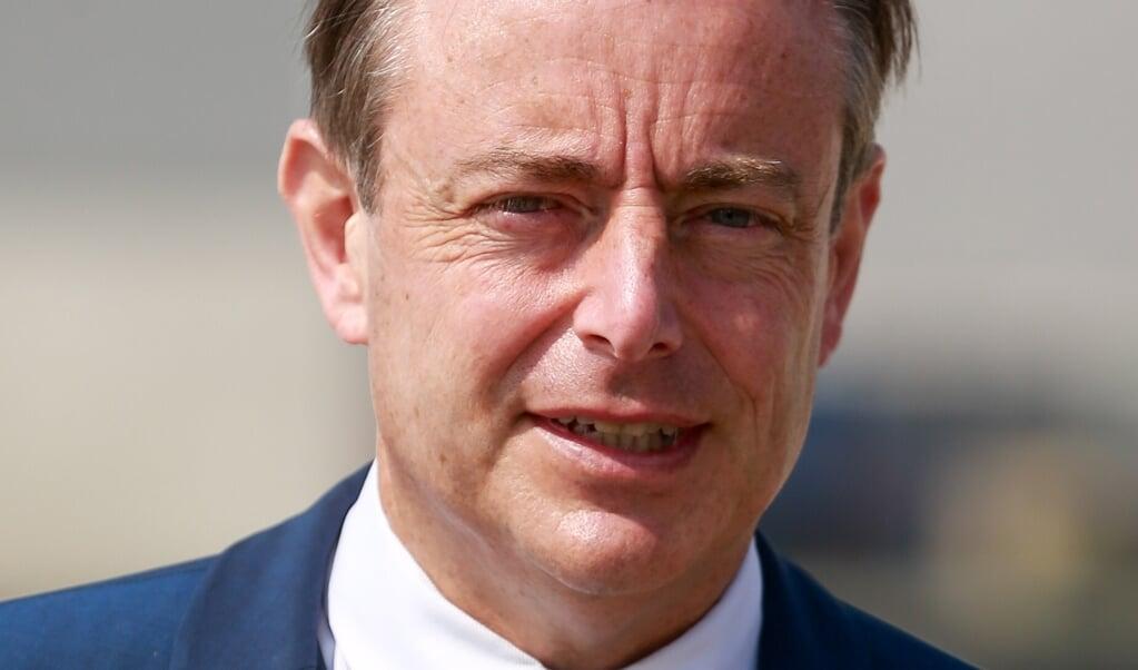 Bart De Wever  (beeld epa / Stephanie Lecocq)