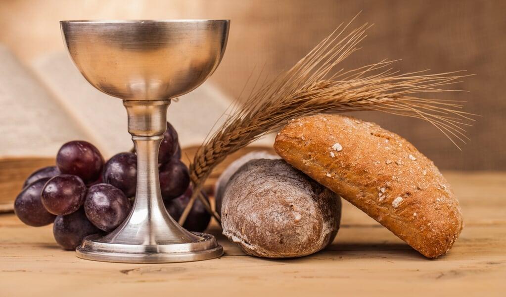 Als we proeven hoe God aan het werk is, krijgen we naast zin in koffie ook zin om het avondmaal met elkaar te vieren.  (beeld iStock)