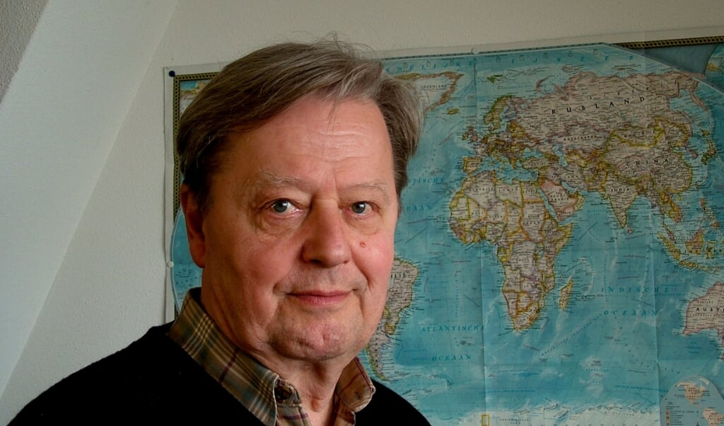 Pieter Sjoerd van Koningsveld  (beeld nd)