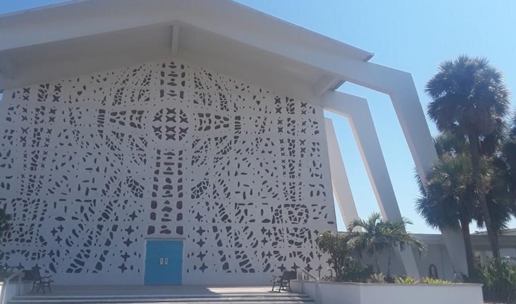 De CityChurch in Fort Lauderdal.  (beeld google maps)