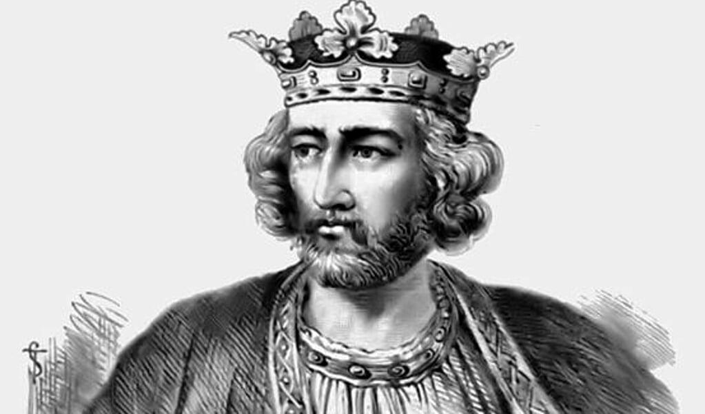 Eduard I koning van Engeland van 1272 tot 1307  (beeld wikimedia)