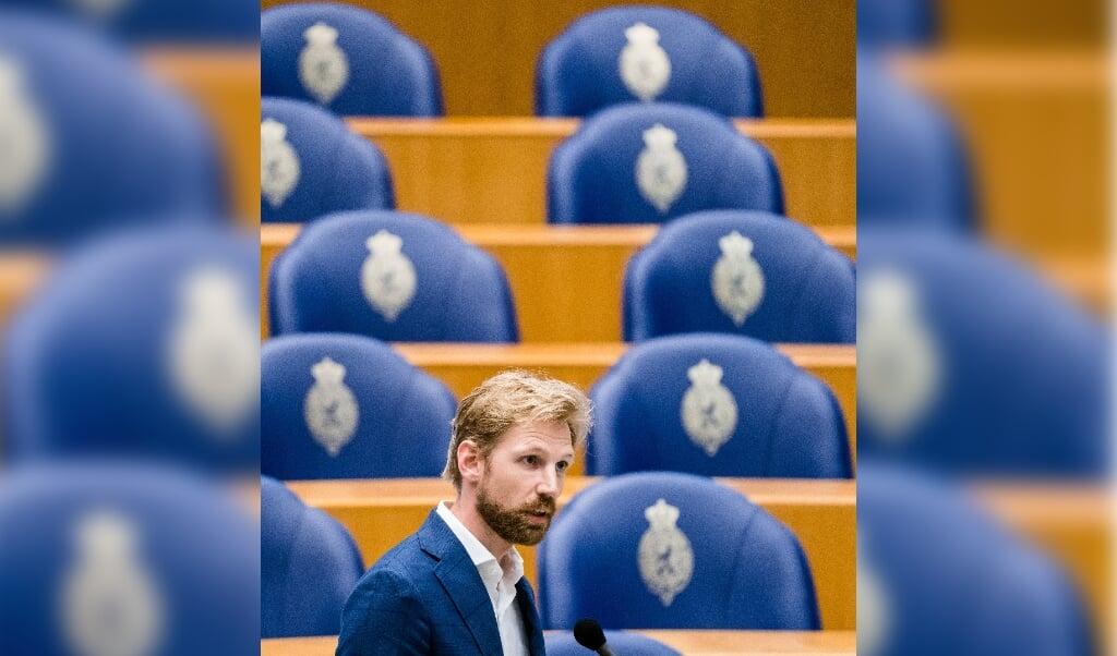 Dennis Wiersma, Tom de Bruijn en Steven van Weyenberg.  (beeld anp / Bart Maat en anp / Sem van der Wal)