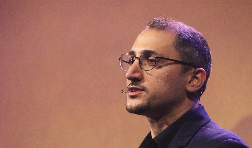 Mojtaba Hosseini  (beeld Open Doors)
