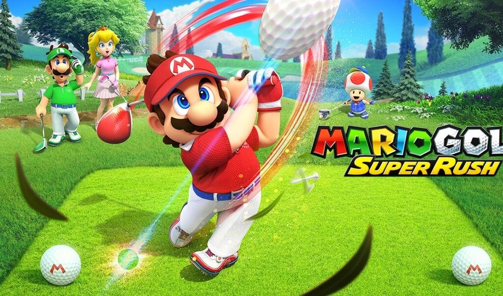 Mario Golf: Super Rush  (beeld nd)