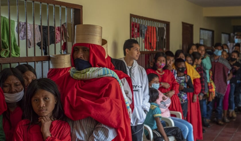 Colombiaanse boeren vluchten voor bendes. 'De overheid is totaal niet in staat om hen te beschermen'