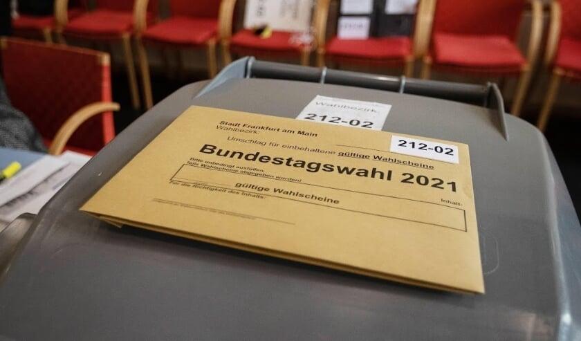 Exitpoll: SPD en CDU/CSU gelijk op in de Duitse verkiezingen