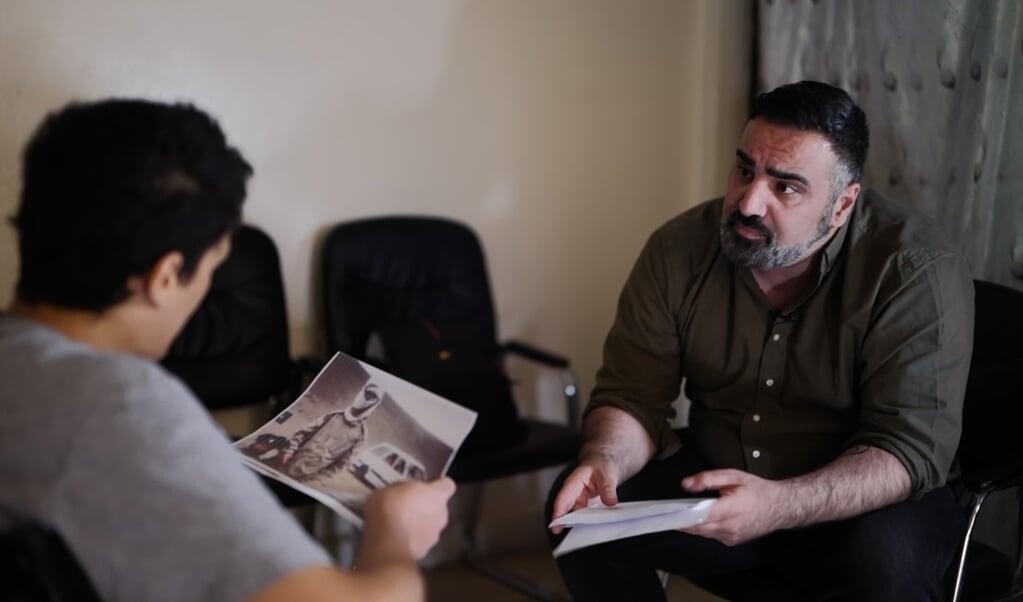 Sinan Can in Retour Kalifaat  (beeld BNNVARA)