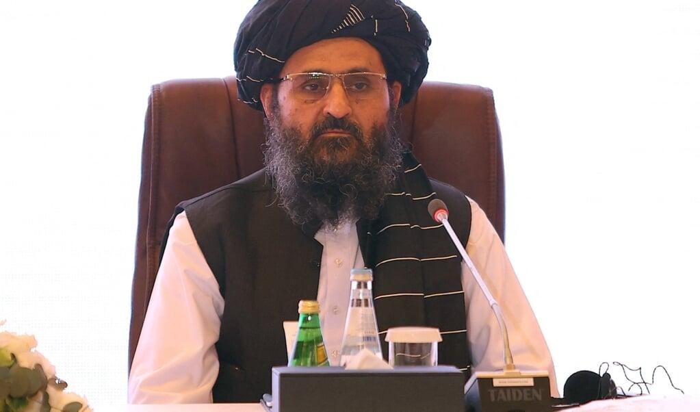 Mullah Abdul Ghani  (beeld afp)