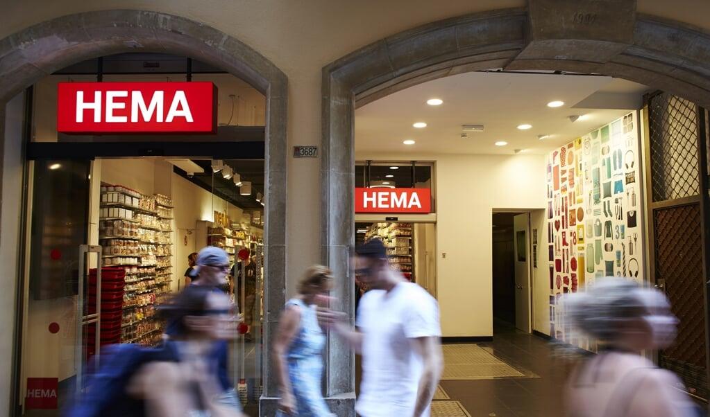 Straks geen Hema meer in Barcelona.  (beeld anp / Alejandro Garcia)