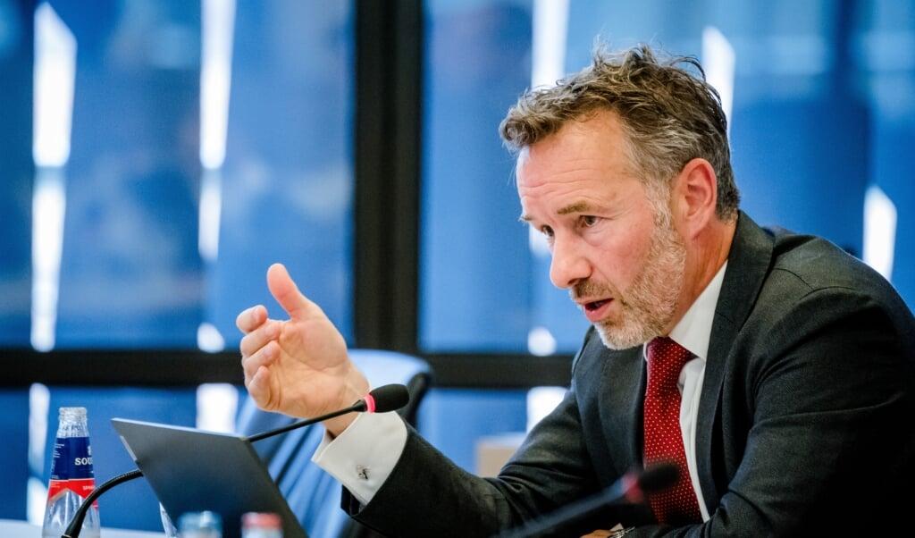 Kamerlid Wybren van Haga  (beeld anp / Bart Maat)