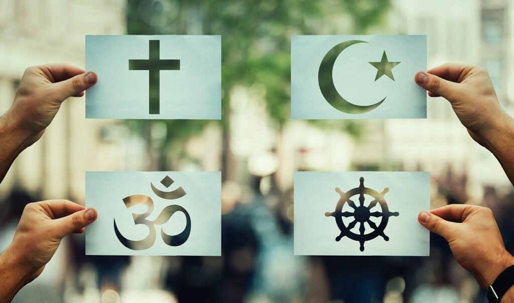 Religieuze verschillen van mening zijn een realiteit die ook gerechtvaardigd is. Jozua 24 helpt het gesprek overtuigd maar nederig te voeren.  (beeld iStock)