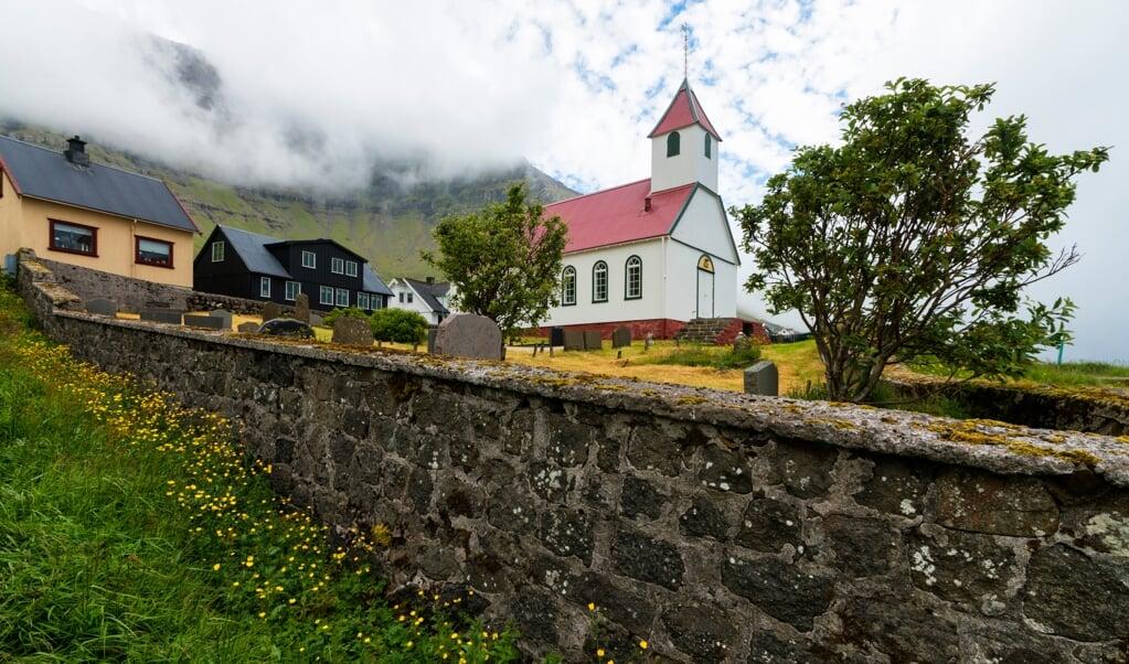 De roman van Janet Lewis speelt zich af in een Deens dorpje, waar de predikant is beschuldigd van moord.   (beeld Roberto Moiola)
