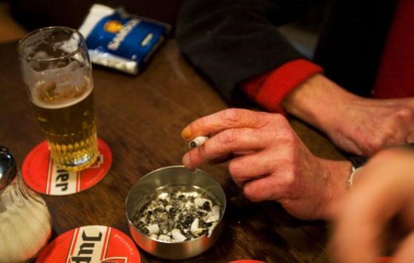 Rookverbod Belgische horeca van kracht