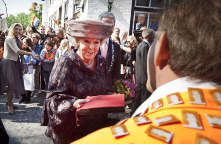 Beatrix populairder dan andere jaren