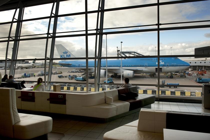 KLM bereidt zich voor op het ergste