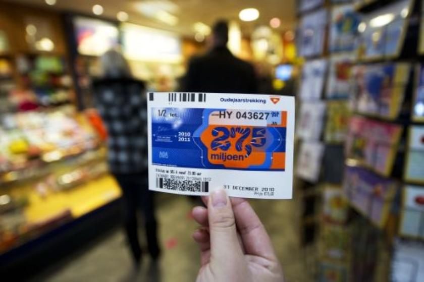 Staatsloterij verkoopt 4,5 miljoen loten