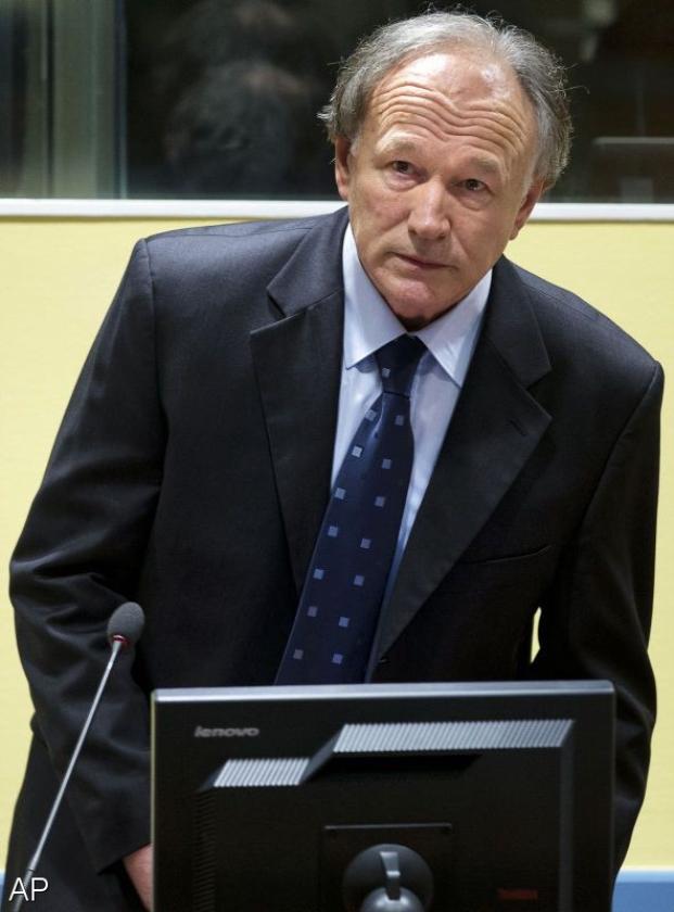 Joegoslaviëtribunaal verlaagt straf ex-politiechef