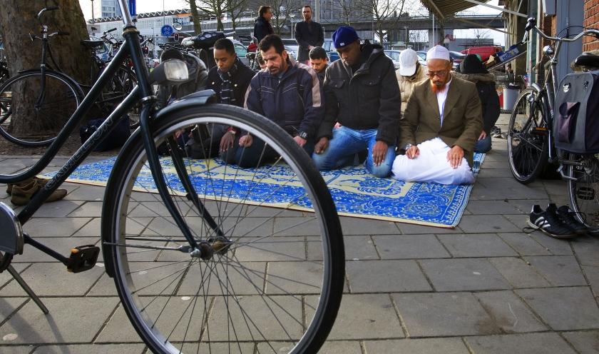 Dubbele agenda in gesprek met moslims