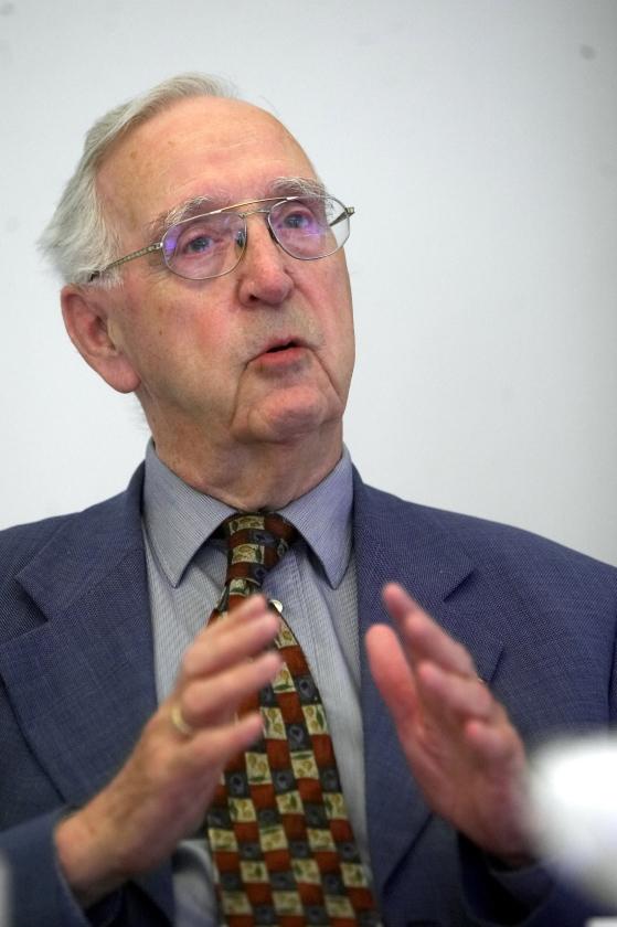 Jaap Kamphuis (1921-2011) liet weinig mensen koud