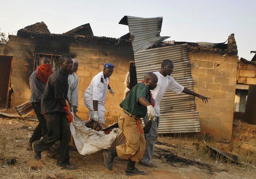 Honderdvijftig lijken in Nigeria gevonden