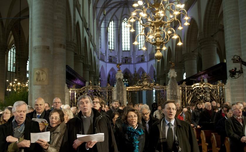 Nationale Synode: lokaal geloofsgesprek