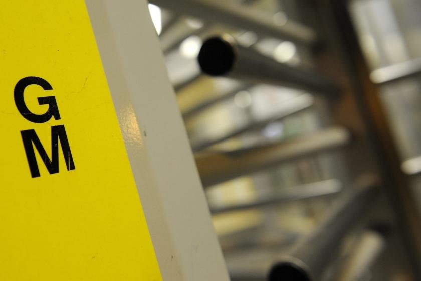 Opel sluit fabriek Antwerpen