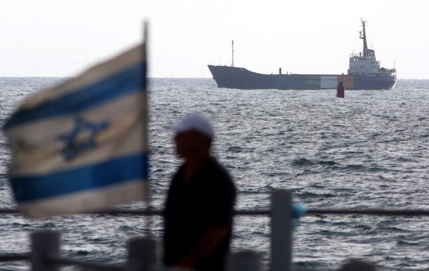 Studenten Israël met vloot op pad