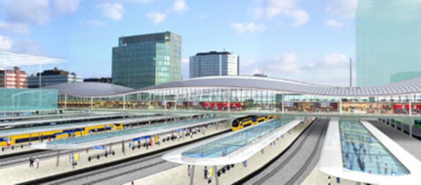 Eindelijk gaat station Utrecht op de schop
