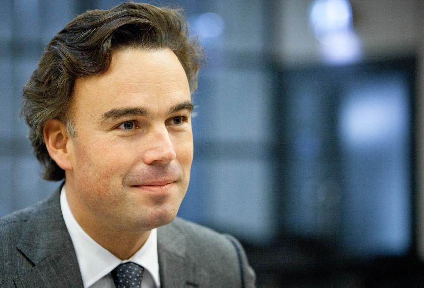 Eurlings nieuwe topman KLM
