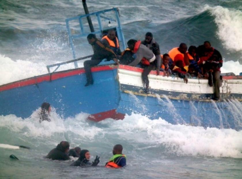 2011 dodelijkste jaar voor bootvluchtelingen