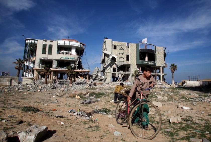 Israël betaalt 7,4 miljoen voor schade Gaza