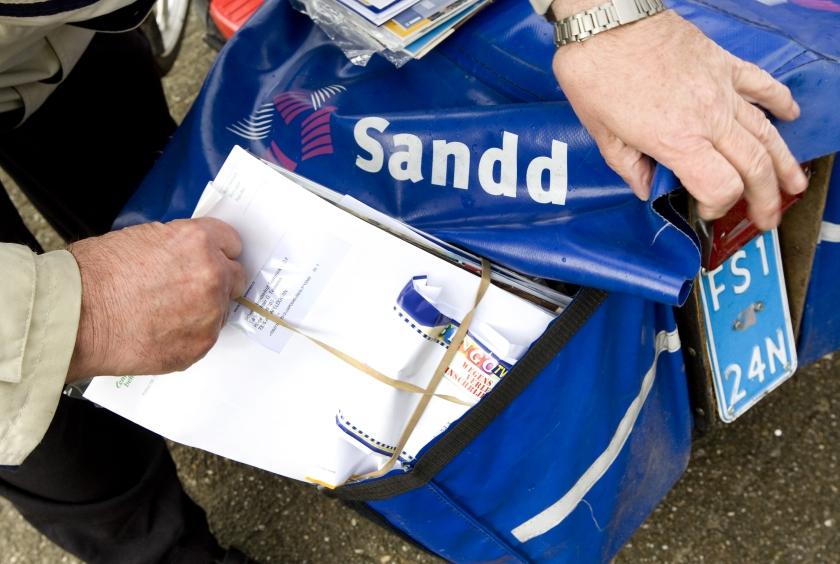 Betere betaling voor postbezorgers