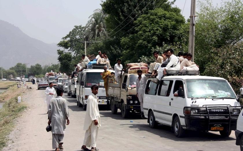 Rode Kruis ernstig bezorgd over Pakistan