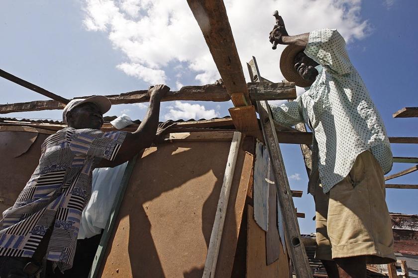 Haïti: einde aan redden slachtoffers