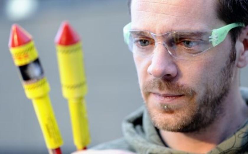 Verkoop vuurwerkbril stijgt fors