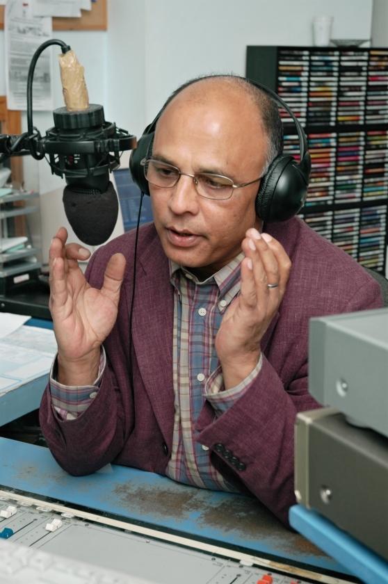 Evangelist Samson Shahzad overleden