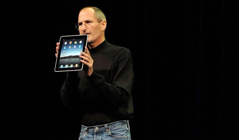 Nieuw gadget van Apple: iPad