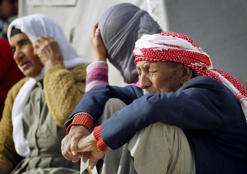 Nederland vangt te weinig Syriërs op