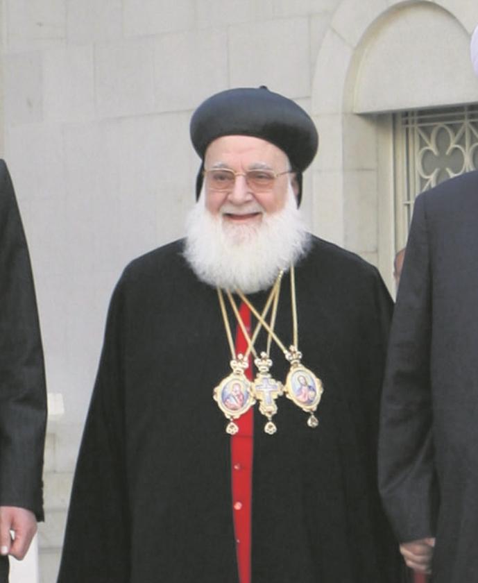 Patriarch Syrisch-orthodoxe kerk overleden