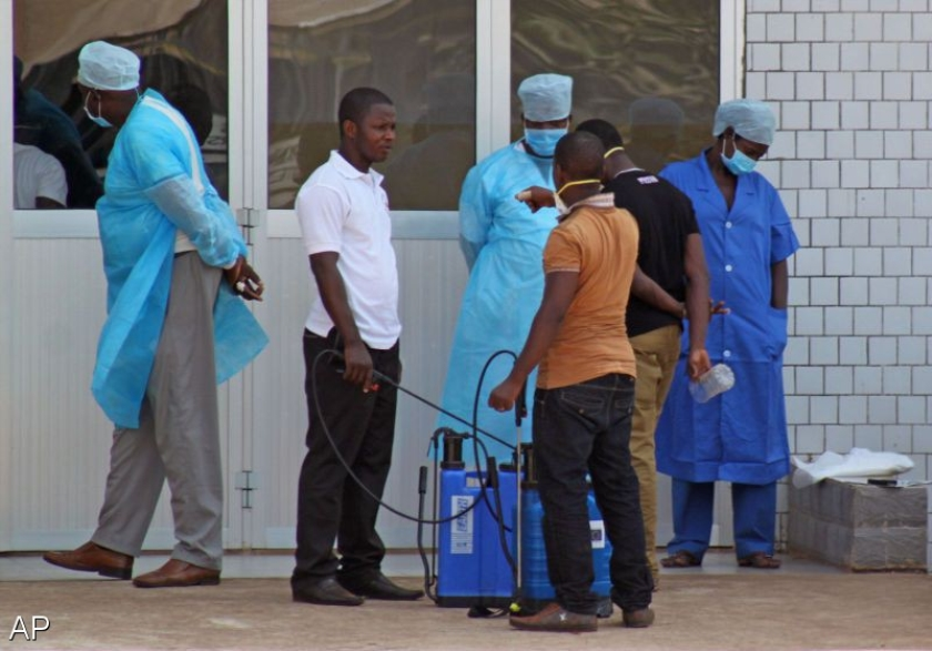 Dodental ebola-uitbraak Guinee gestegen
