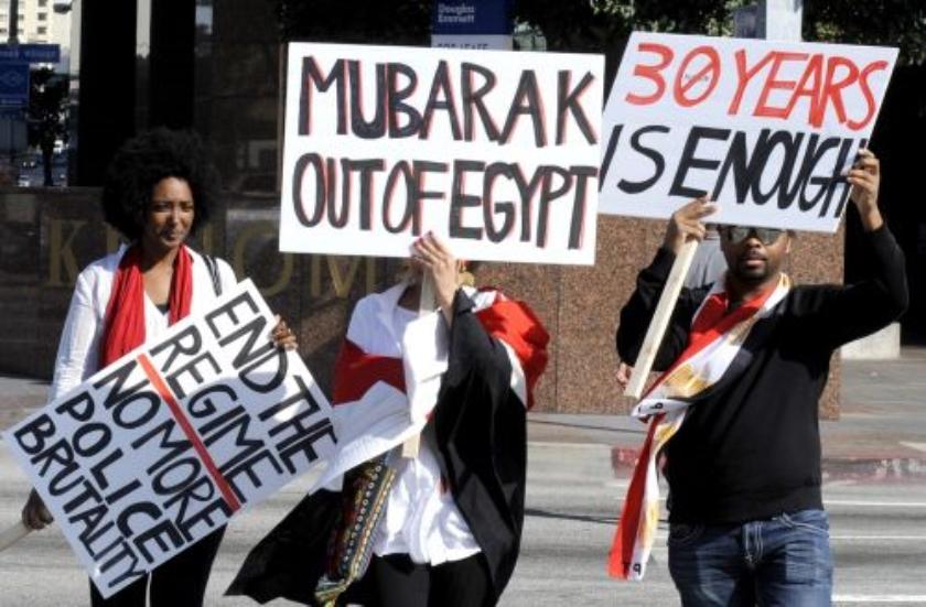 Suleiman gaat praten met oppositie