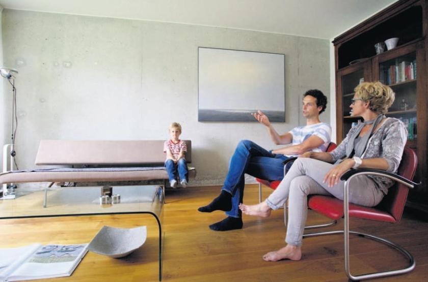 Binnenshuis: alles in de huiskamer ademt design