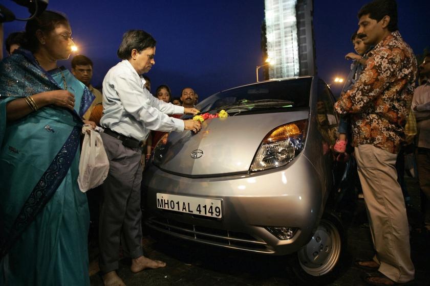 Tata wil topkwaliteit voor Indiase prijs